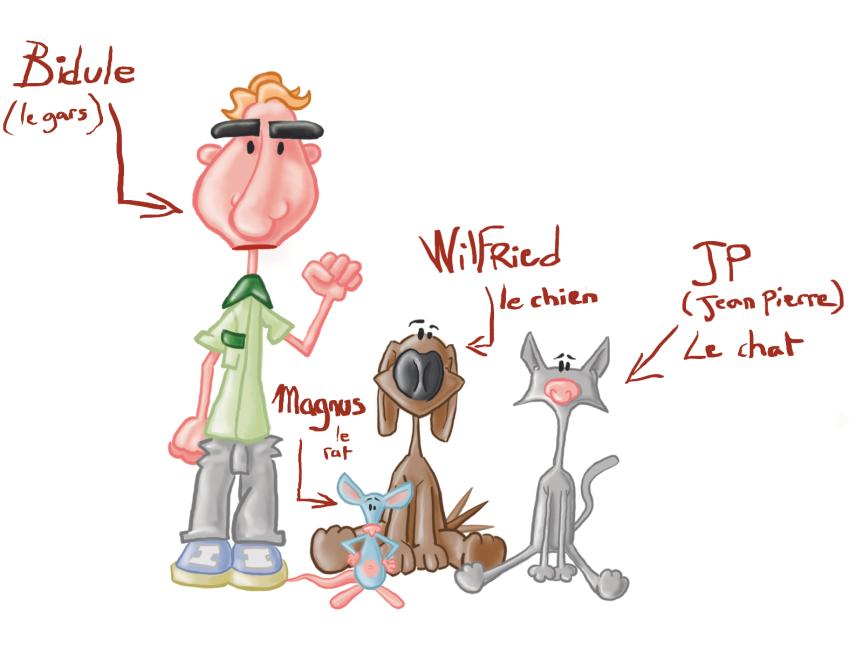 wlifried JP et co
